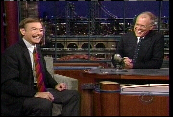 David Letterman Jason Randal